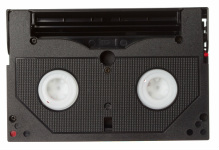 Mini DV video tape.